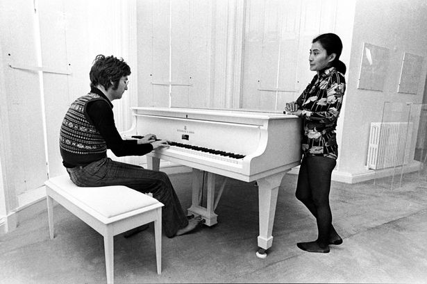 ohn Lennon's piano was purchased by Michael