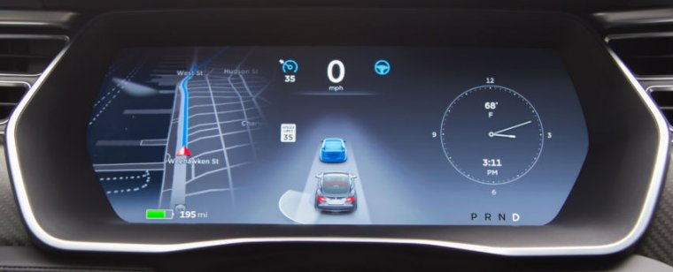 Tesla's Firmware Version 8 Should Cut Accident Rate by Half