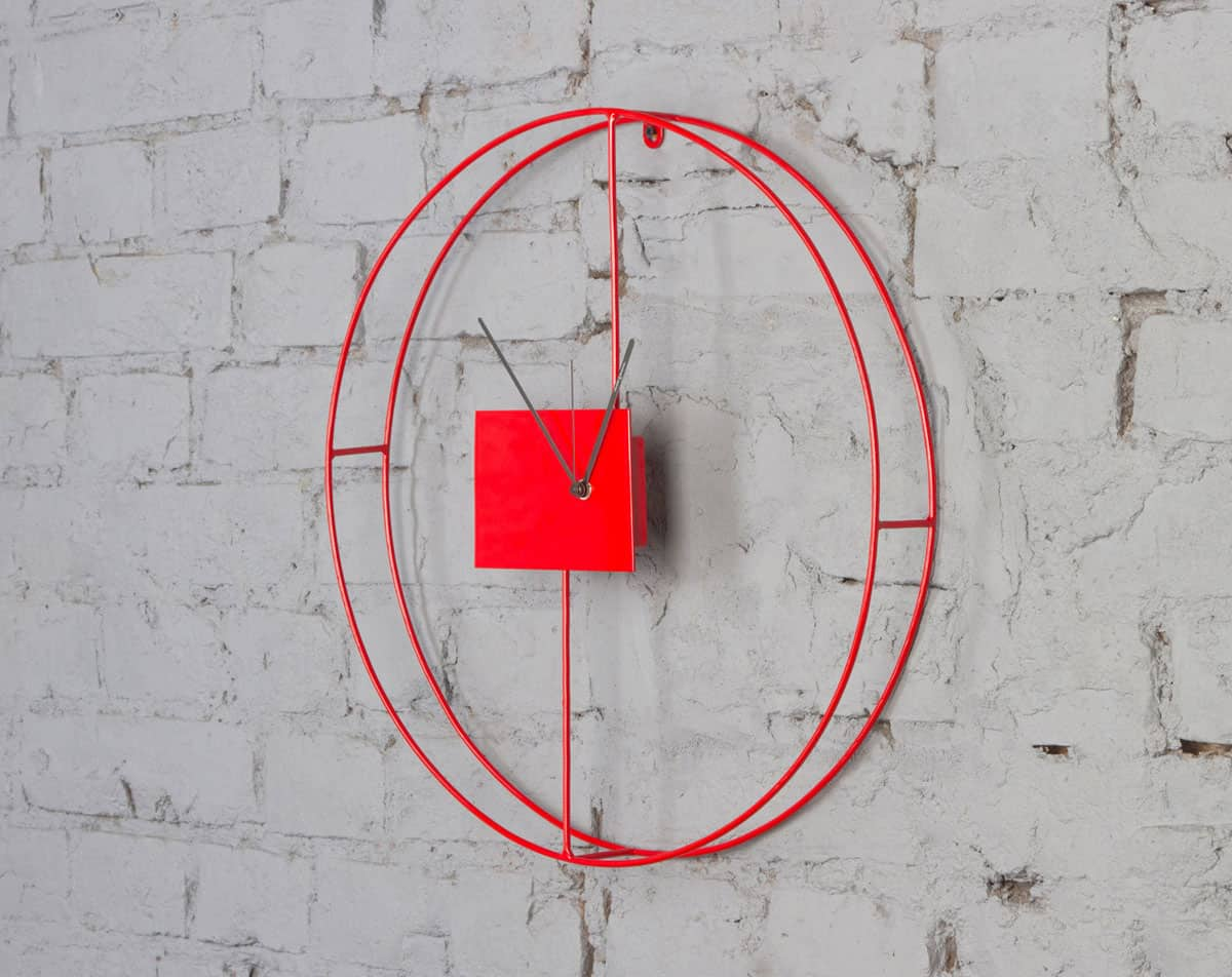 Moderne Wanduhren Design 3 Amazing Modern Wall Clocks By Diamantini And Domeniconi