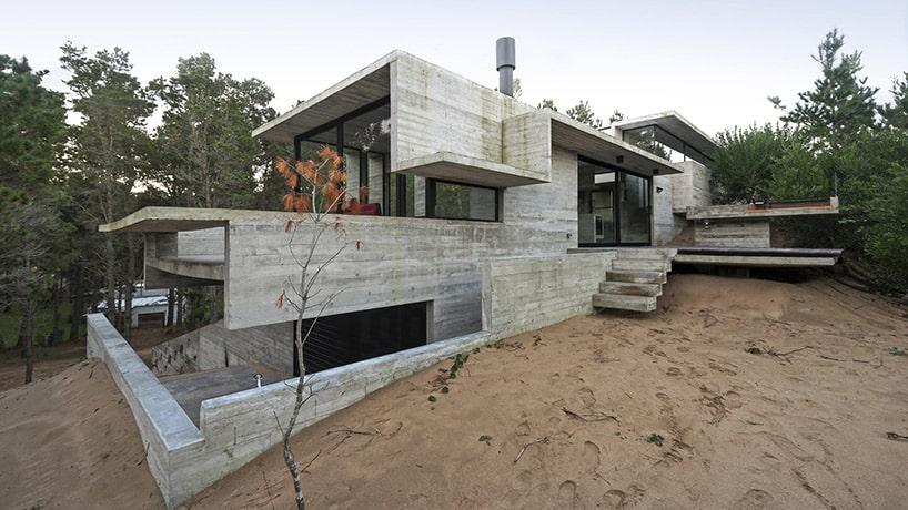 raw concrete home built concrete modern concrete homes designs plans trend home design decor