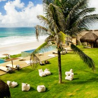 Kenoa, an Exclusive Beach Spa & Resort in Brazil