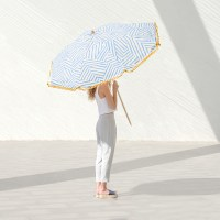 OMBA Creates Urban Beach Parasols