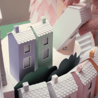 Sam Pierpoint's Paper Cities In The Making