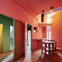 Guillermo Santoma's Casa Horta in Barcelona