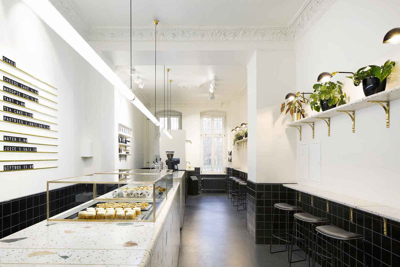 Berlin Interior Design Five Elephant Cafe In Mitte Berlin Trendland Online Magazine