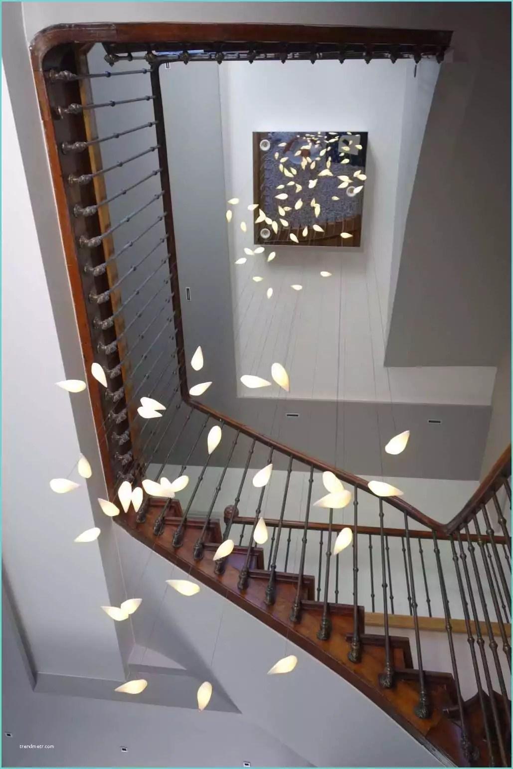 Exemple De Décoration Montée D\'escalier