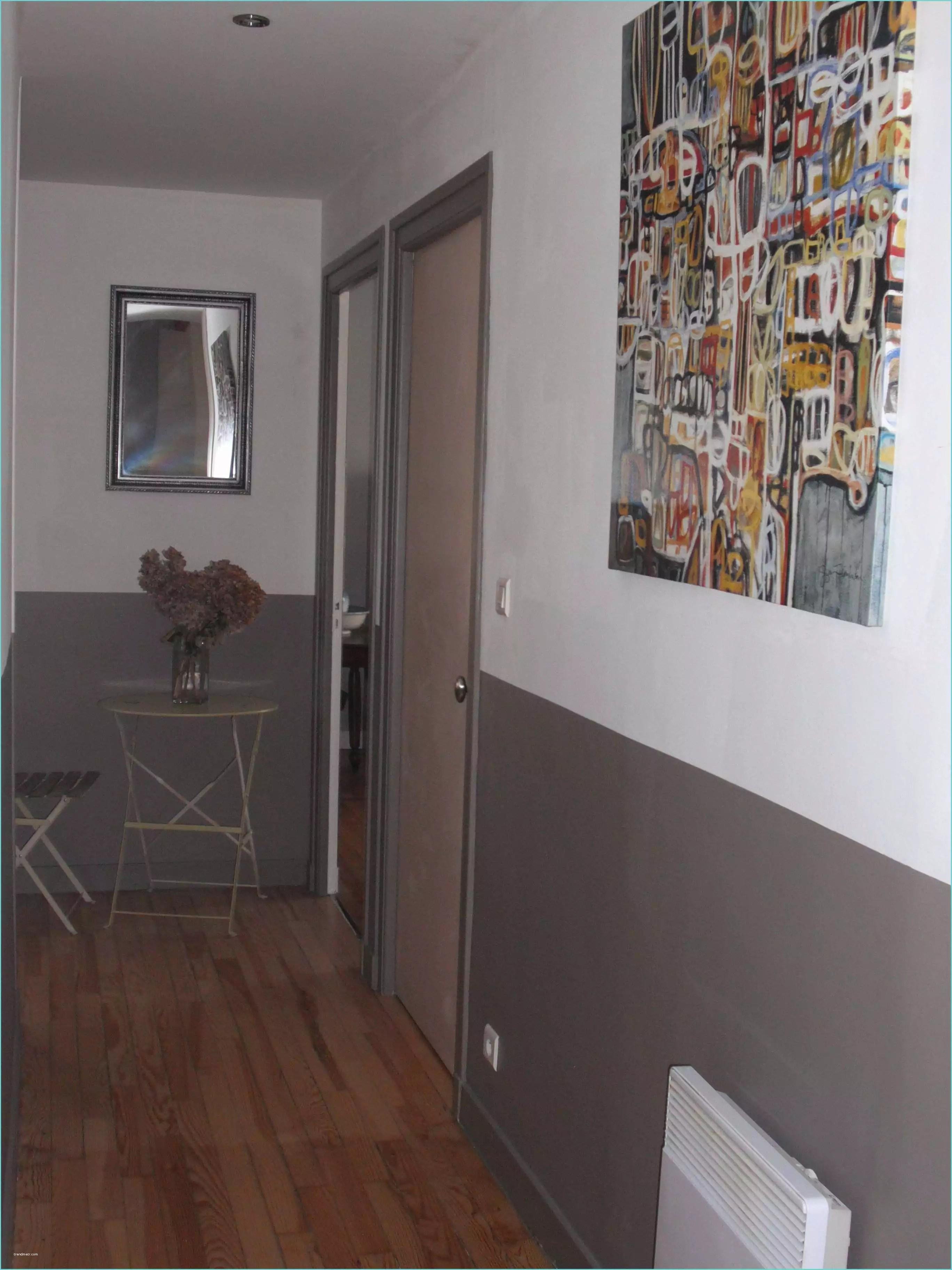 Décoration Peinture Couloir   Idee Deco Peinture Salon Idee Deco ...