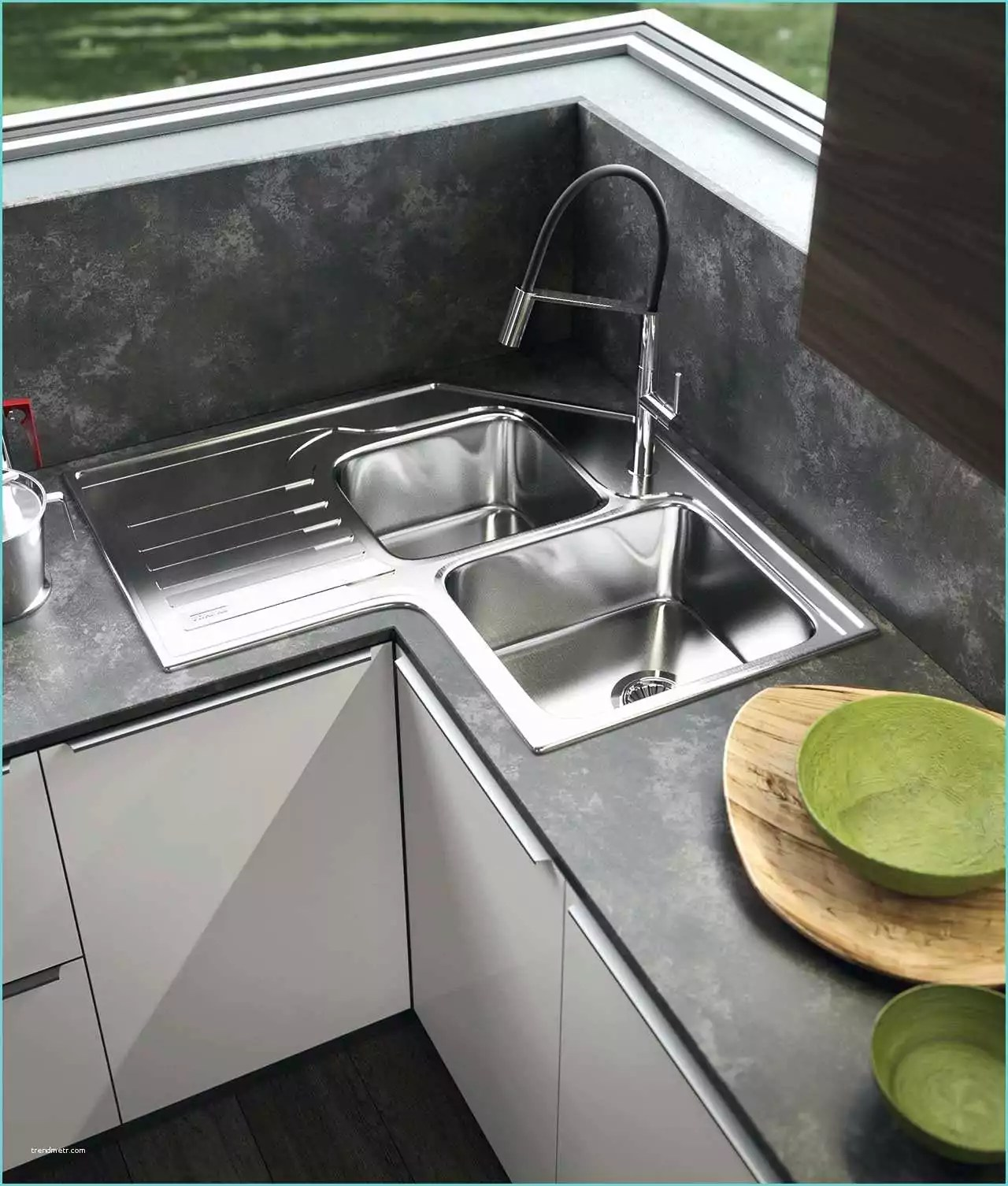 Lavello Cucina Angolare Ikea