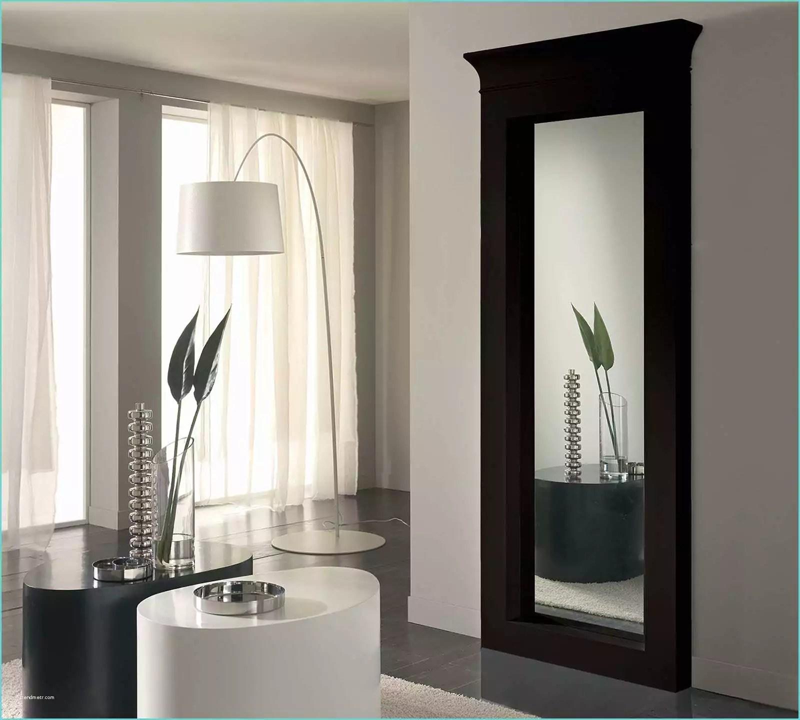 Specchi A Parete Moderni.Specchi Lunghi Da Parete Specchi Da Muro Ikea