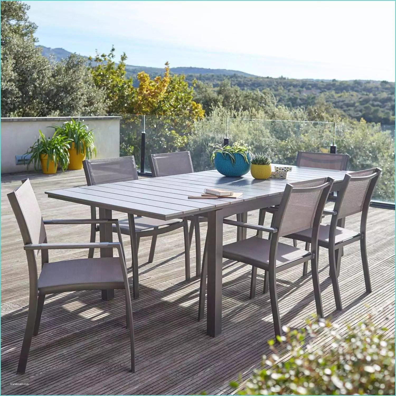 Table De Jardin Castorama