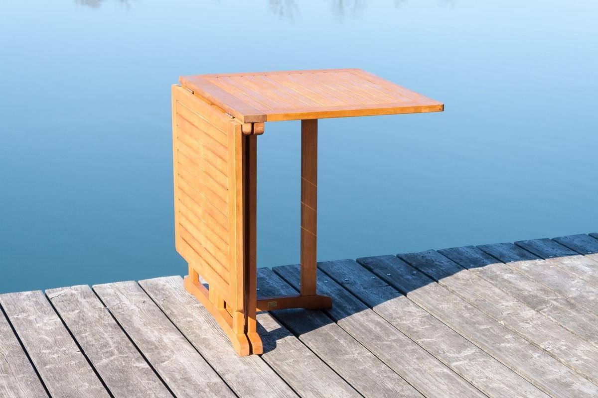 Gartentisch 120x70 1 Tisch 120 X 70 Gartenmobel Holztisch Akazie Holz