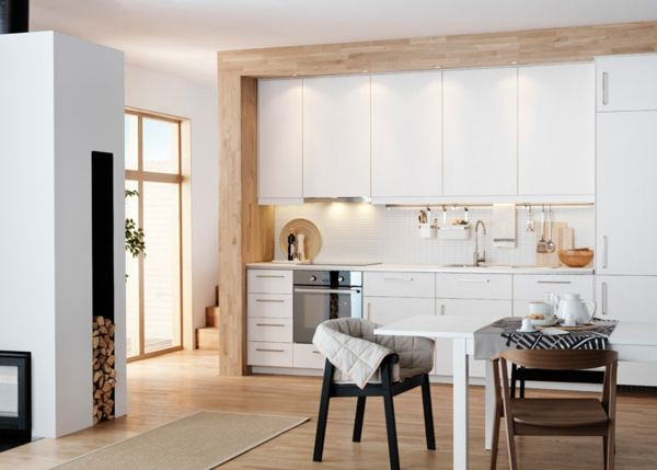Küchen Skandinavischen Stil kochkorinfo - skandinavisches kuchen design sorgt fur gemutlichkeit