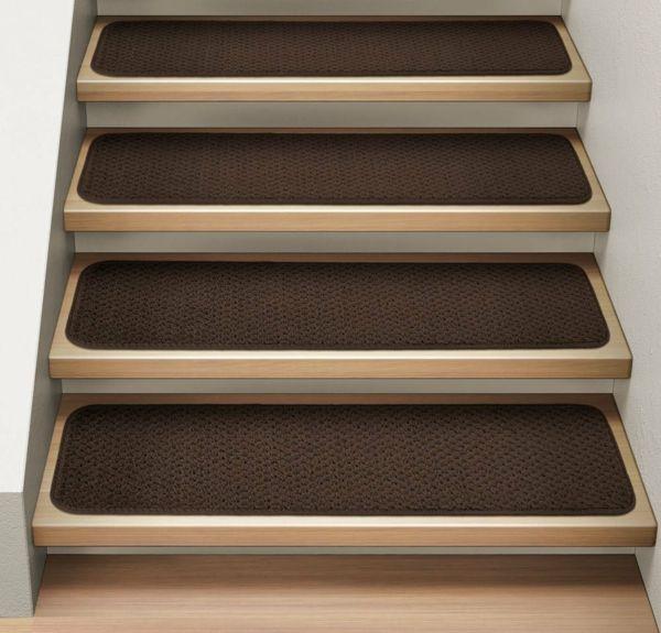 Teppich Stufen