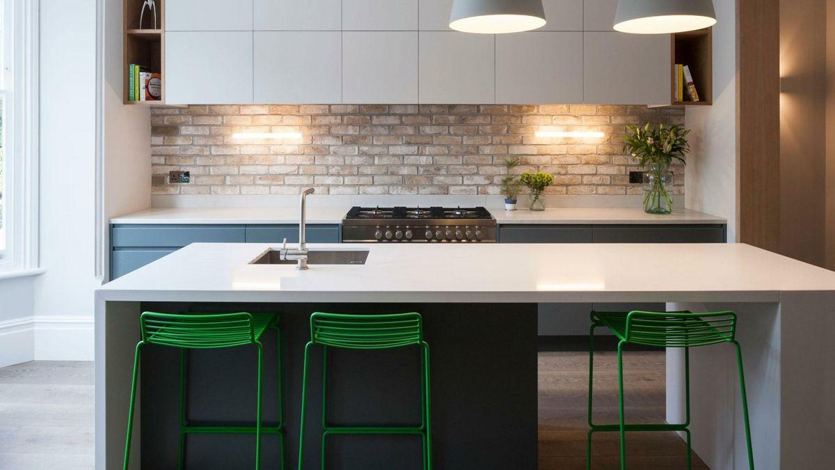 Niedlich Kücheninseln Lichtideen Bilder - Ideen Für Die Küche ...