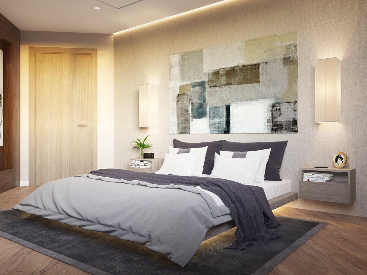 Schlafzimmer Beleuchtung | Beleuchtungs Ideen Für Schlafzimmer ...