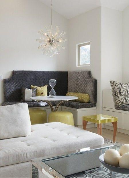 20 Gestaltungsmöglichkeiten Für Kleines Esszimmer Im Großen Stil    Esszimmer Mit Sofa