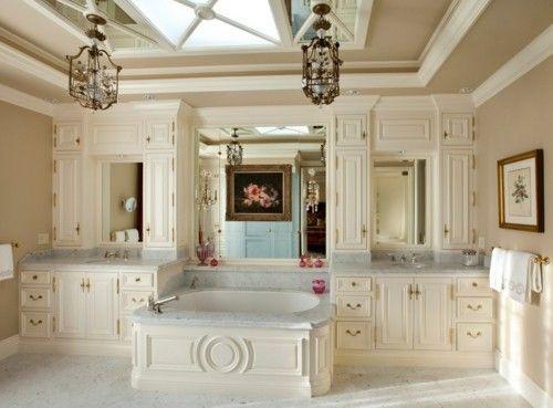 Luxus Badezimmer Marmor ~ Alle Ihre Heimat Design Inspiration   Luxus  Badezimmer