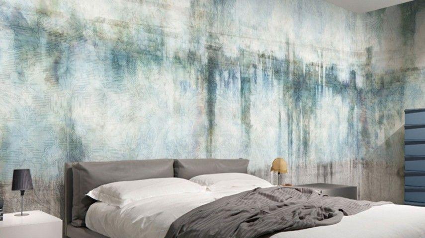 Kreative Wandgestaltung u2013 Tapeten in topaktuellen Designs lassen - kreative wandgestaltung