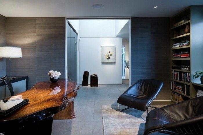 Natürlicher Charme zu Hause oder wie Sie die Natur in Ihr Heimbüro - helle holzmobel trend naturliche wahl fur zuhause