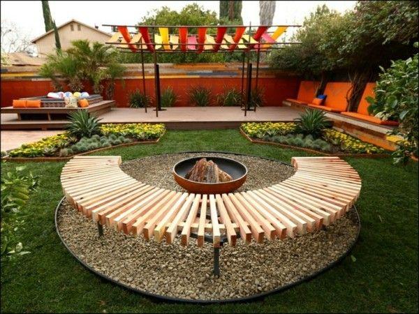 Awesome Grillstelle Im Garten Ideas - Janomeamerica.us ...