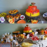How to Throw an Amazing Lion King Party! The DIY Way ...
