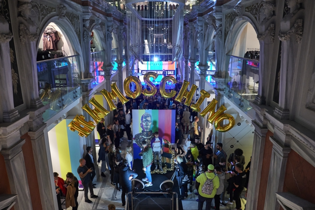 MOSCHINO X H AND M Collection and Party - TrendSurvivor