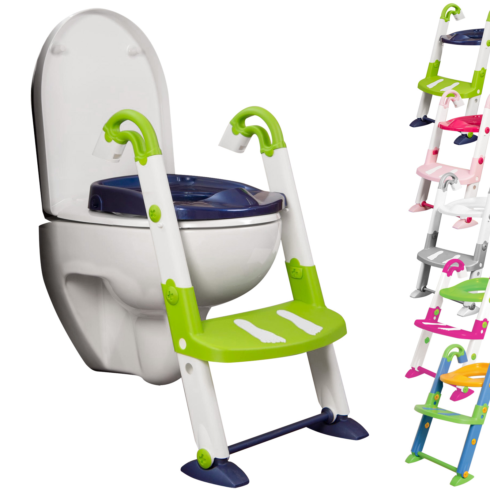 Kinder Wc Sitz Kidskit 3in1 Toilettentrainer Kinder Wc Sitz Toilettensitz