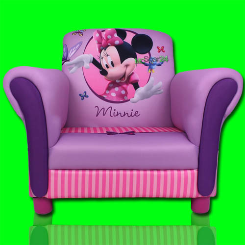 Minnie Mouse Sessel
