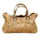 Плетеная сумка: с чем носить и купить