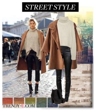 A Street Style Look