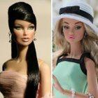 Голосование: блондинка или брюнетка?