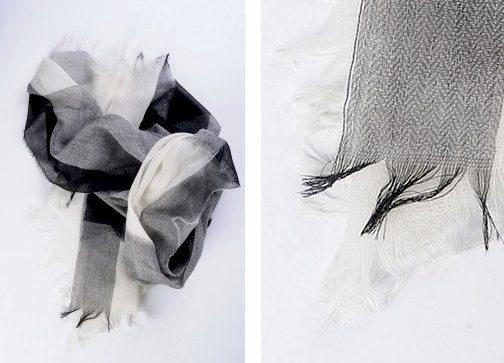 Шарф от Vassa 100% Wool