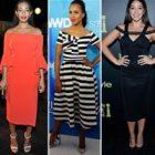 Модные платья с открытыми плечами: какое лучше