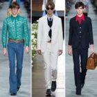 Модные тенденции мужской моды весна-лето 2016