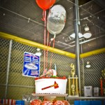 Baseball birthday party images