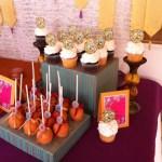 Arabian night kids birthday party craft ideas