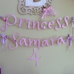 Samara the little princess