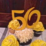 50th years old Birthday Party