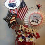 Patriotic Pool Party ideas