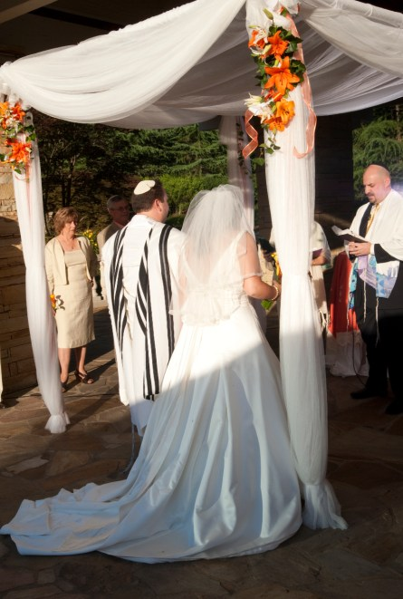 jewish traditiona wedding in atlanta ga
