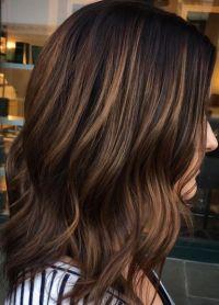 Best Hair Color Ideas 2017 / 2018 dimensional brunette