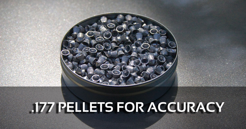 The 4 Best 177 Pellets for Accuracy - Trendy Tactical