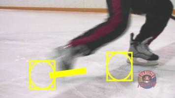 Mechanika pohybu při bruslení – Varsity Hockey