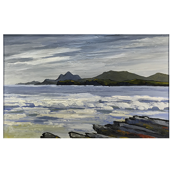Welsh-Coastline-David-Barnes-Trent-Art