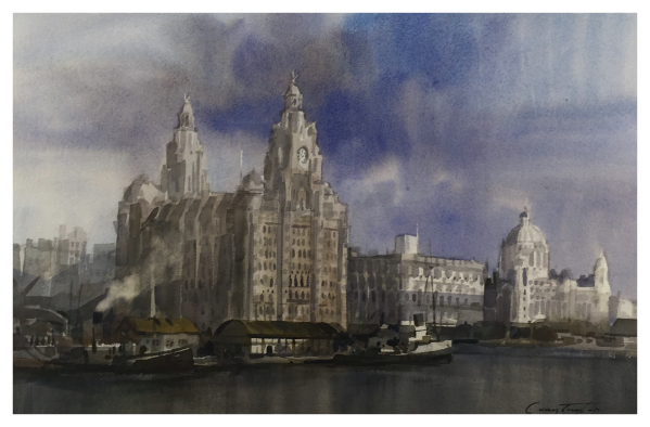 Royal Liver Building Liverpool Ivan Taylor
