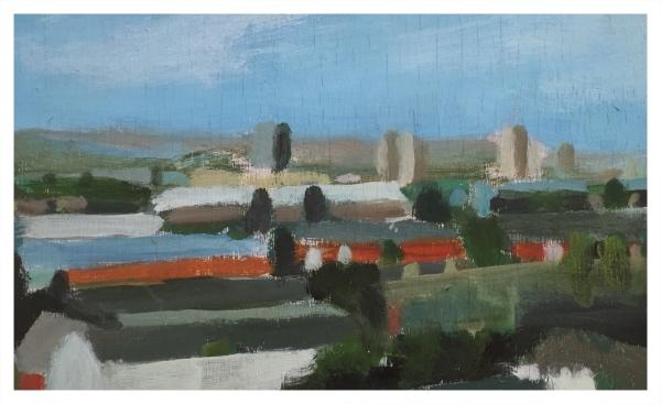Warehouse by Tramlines, Ian mood