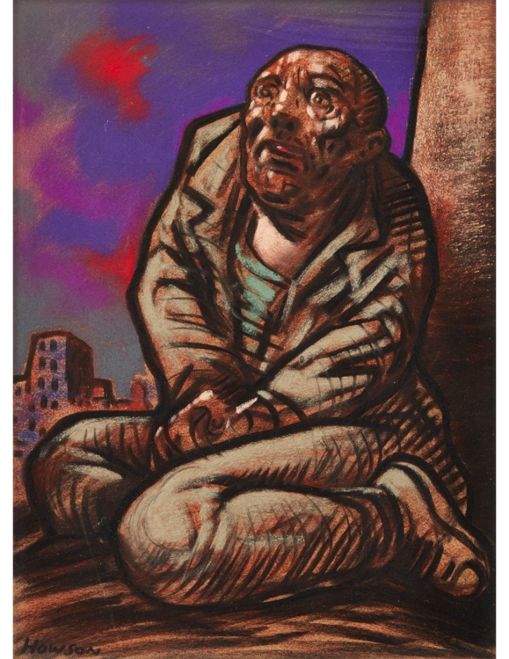 Salvation, Peter Howson