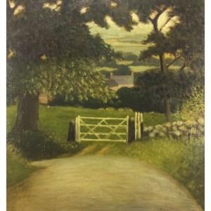 Simcock, Jack (1929-2012) Akesmore Lane, Biddulph
