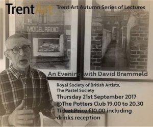 An Evening with David Brammeld