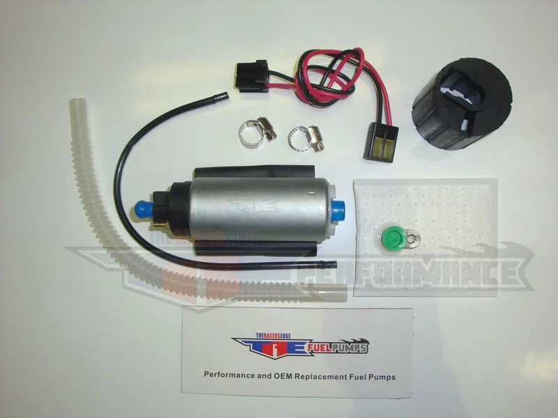 255LPH In-Tank Electric Fuel Pump High Pressure Performance Flow LS1